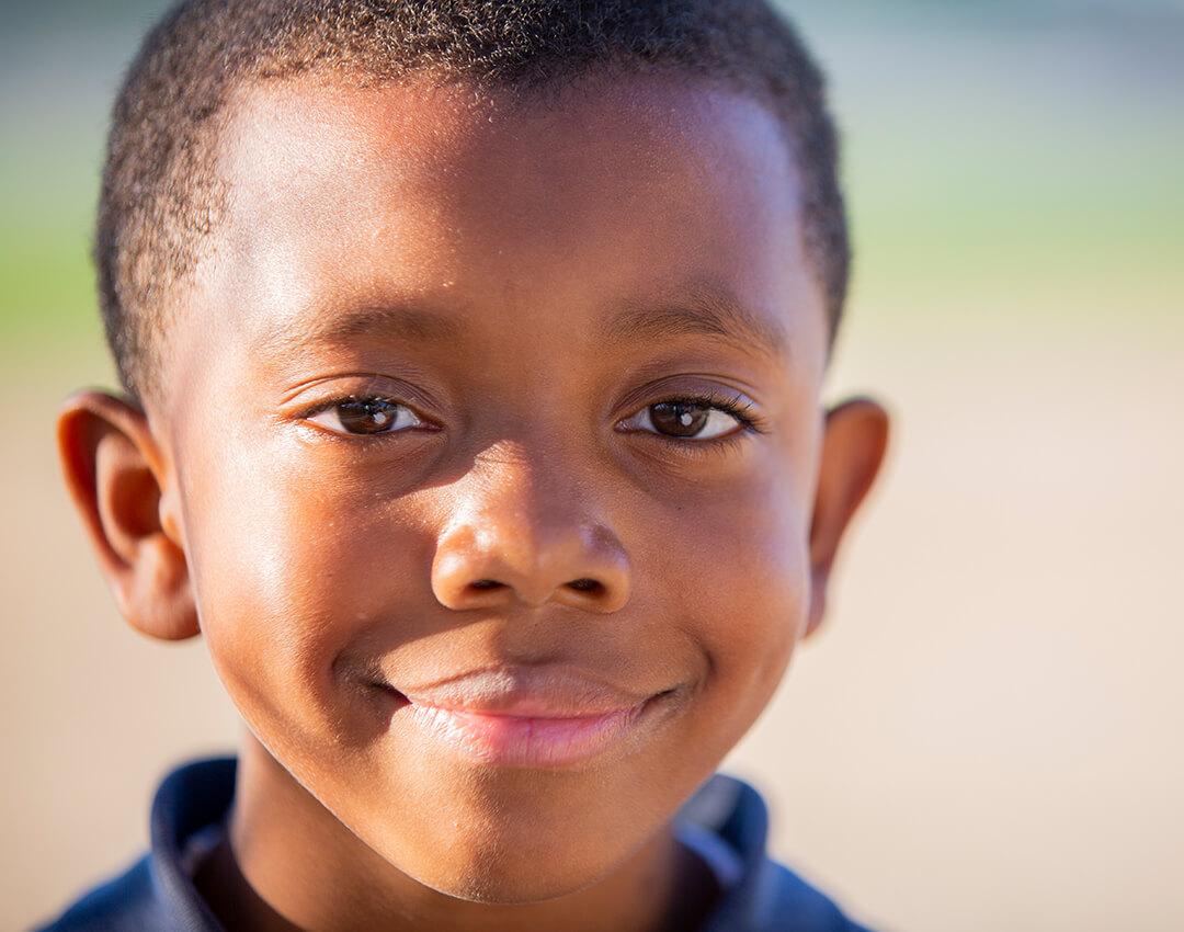 Portrait of Little